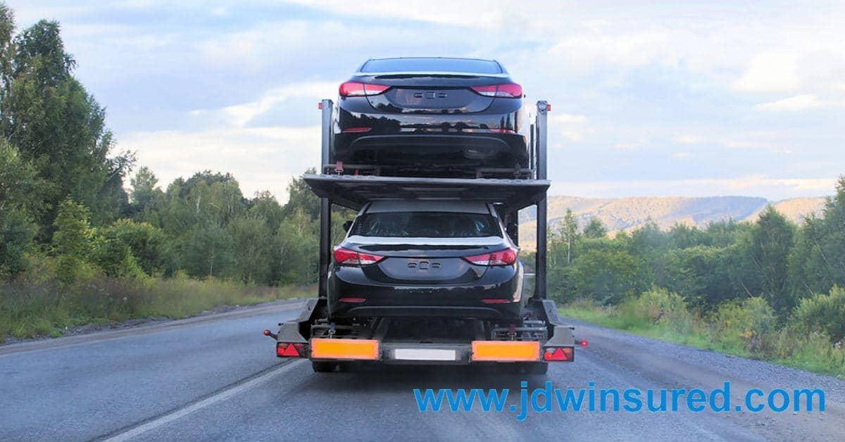 auto hauler insurance