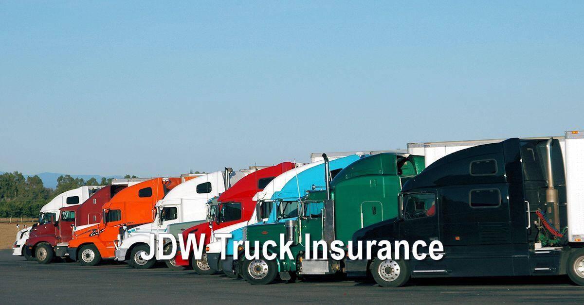 Semi Trucks Insurance Quotes - Fleets - Owner Operators