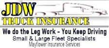 JDW Truck Insurance Mayflower Insurance Services
