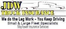 JDW Truck Insurance Mayflower Insurance Services