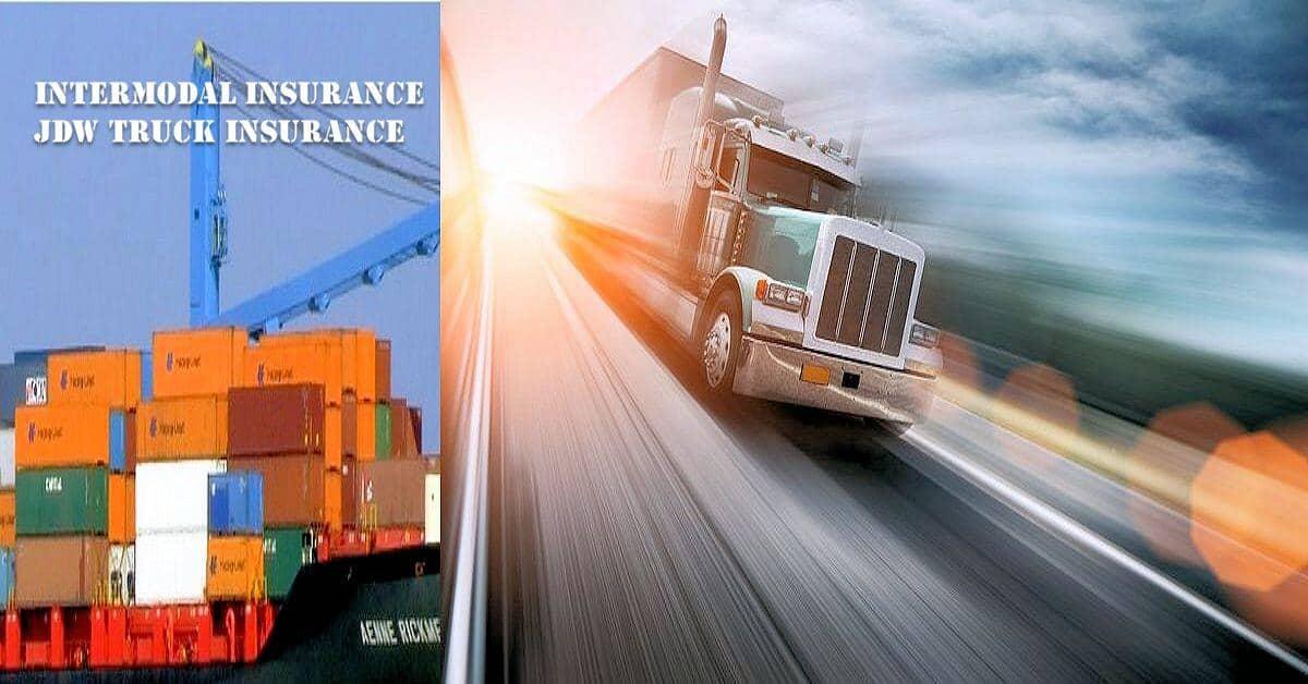 Intermodal UIIA Truck Insurance