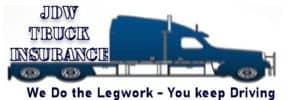 JDW Commercial Truck Insurance