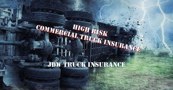 High Risk Truckers Insurance