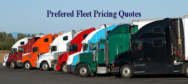 large fleet commercial trucking insurance